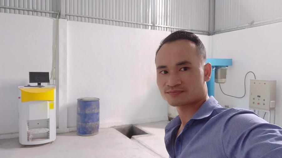 Chuyển giao công nghệ sản xuất sơn