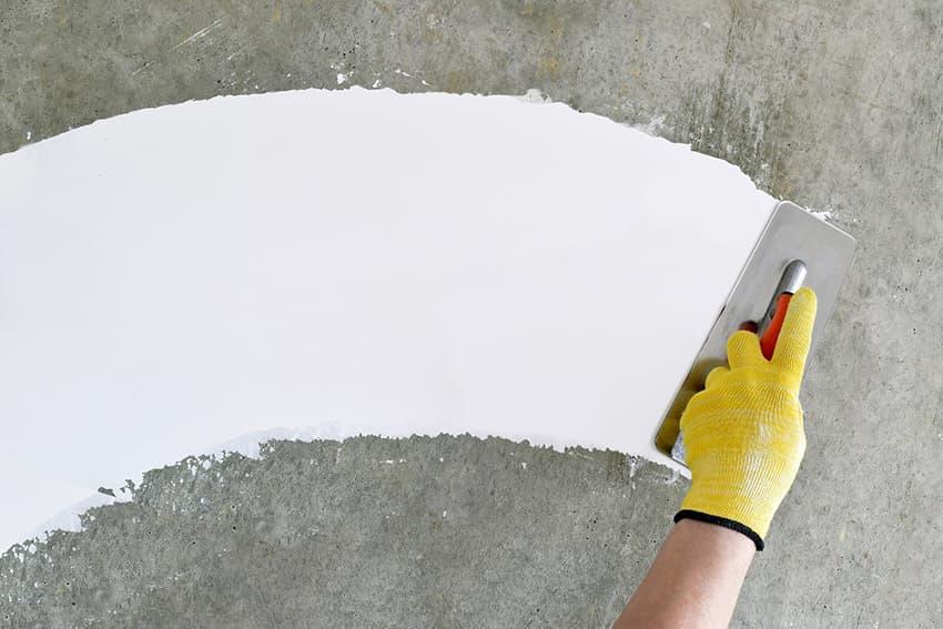 Công thức bột trét tường
